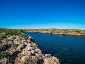 Yardie Creek, Cape Range National Park