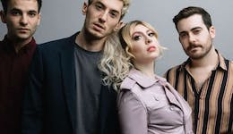 Image of the event 'Charly Bliss – Splendour In The Grass Sideshow'