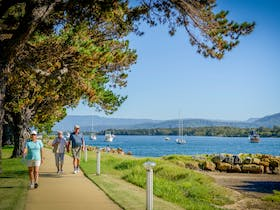 accessible, inclusive tourism, walks, greenwell point, shoalhaven river