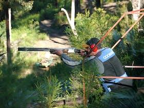 Bermagui Clay Target Shooting