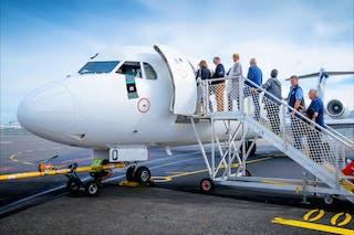 Variety SA Footy Jet (2020)
