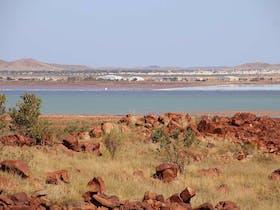 Dampier Salt Mines