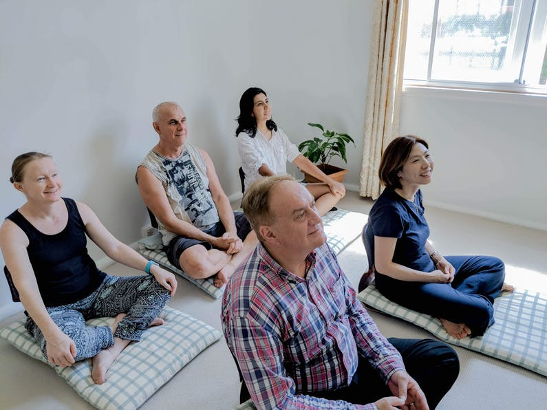 Image of the event 'Introduction to Meditation : Know Your Mind and Learn How to Free Your Mind'