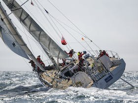 Clipper Race Crew Recruitment Presentation
