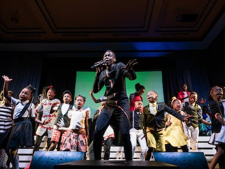 Experience Watoto Children's Choir in Turvey Park