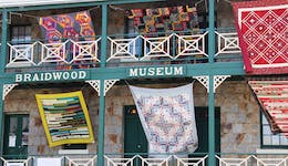 Image of the event 'Festival of Braidwood and Airing of the Quilts'