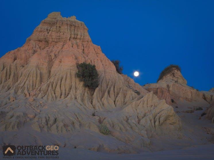 Mungo National Park - Full Moon Tour