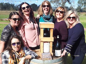 King Valley Winery Tours prosecco