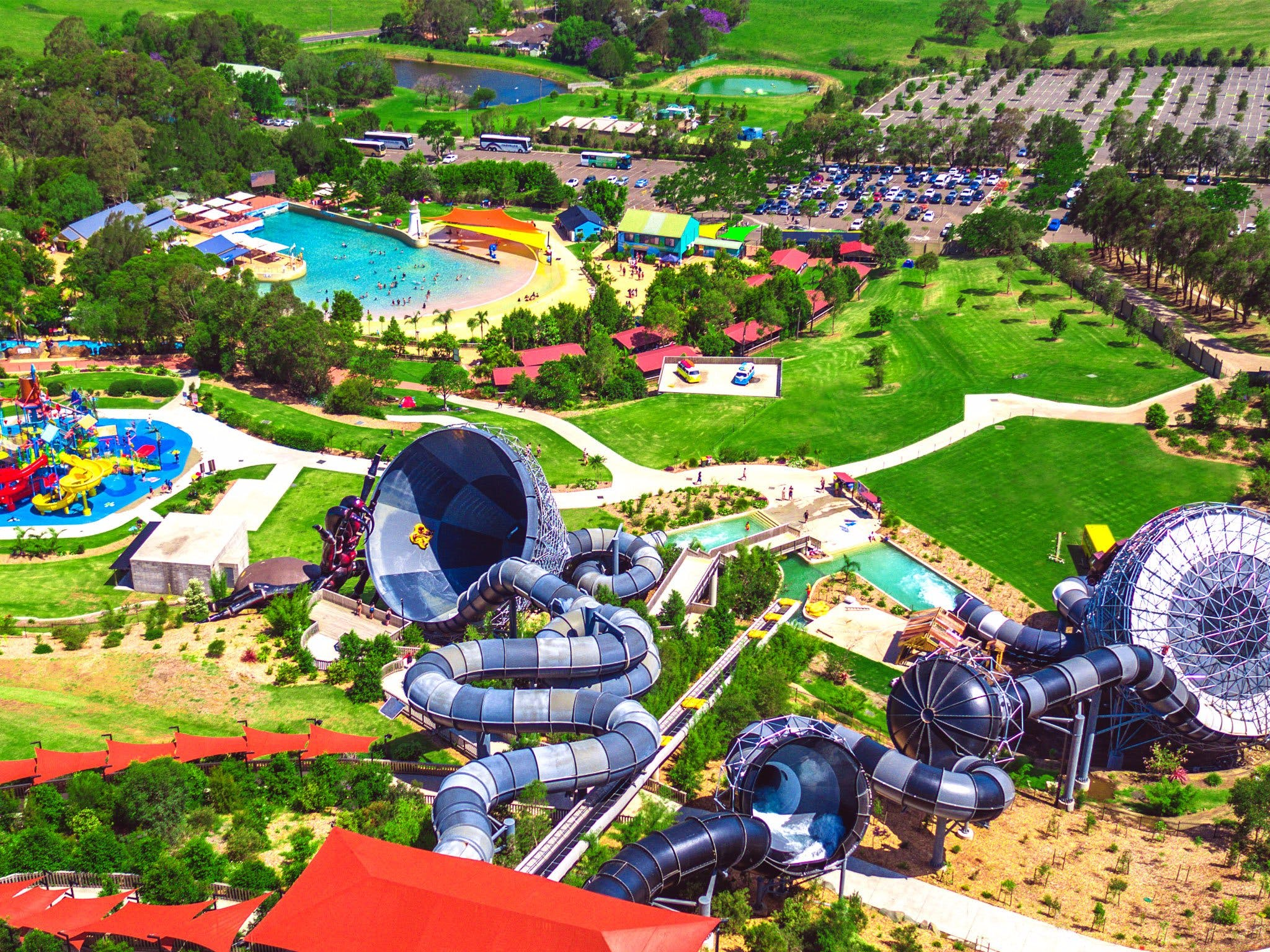 Jamberoo Action Park - BIG4 Easts Beach Holiday Park