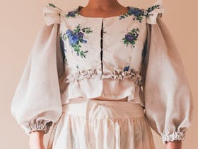 'Madame Bovary' blouse