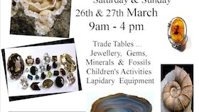 Image for 2022 Jewellery, Gem & Mineral Fair