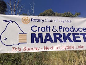 Rotary Club of Lilydale Craft and Produce Market