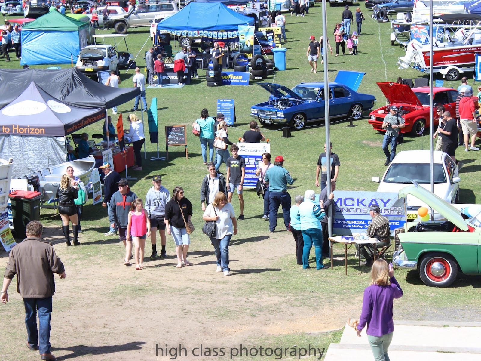 Image for Pambula Motorfest and Swap Meet