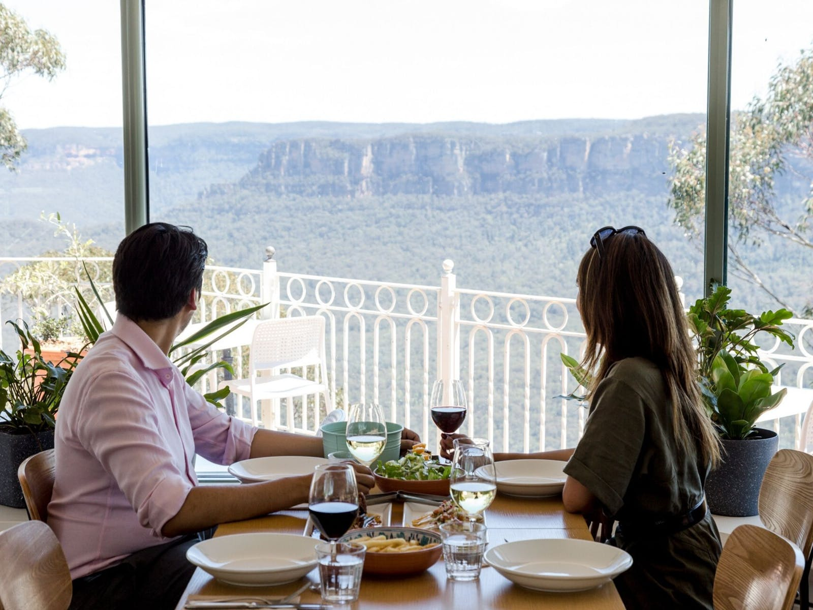 Image for Christmas Day Lunch at The Lookout Echo Point