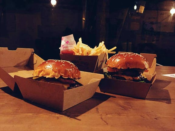 Short Order Burger Co. - Fremantle