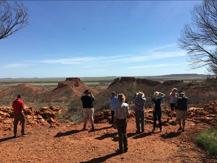 Red Dirt Tours