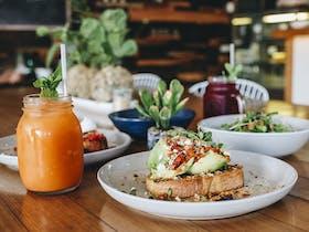 Hyde Away Cafe
