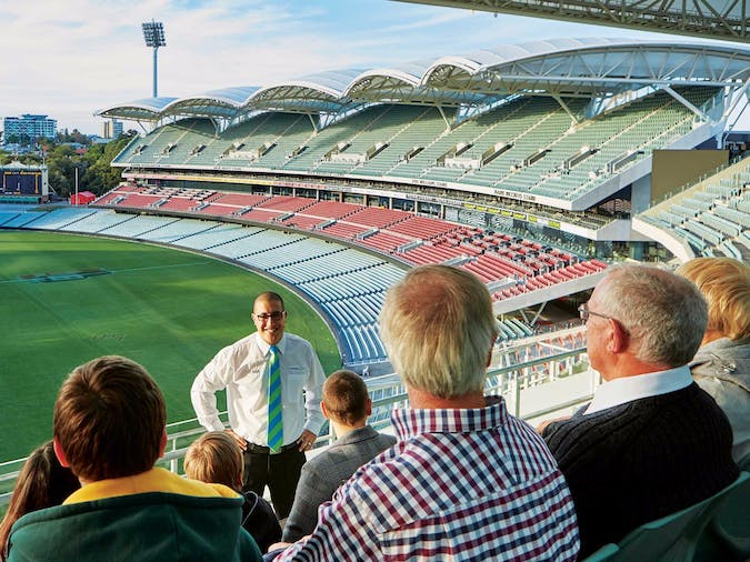 Adelaide City Highlights and Adelaide Oval Tour