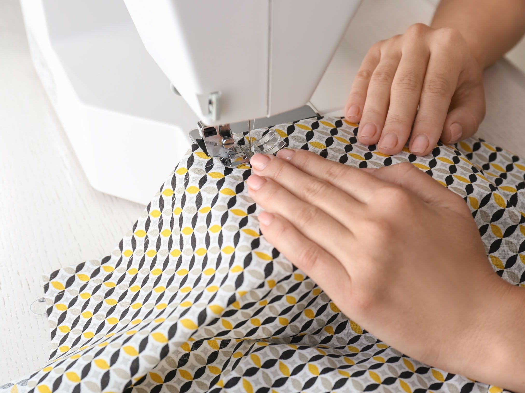 At Scribble & Sew we have a wide range of cotton fabrics to choose from.