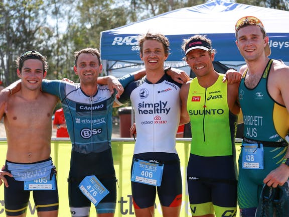 Queensland Triathlon Series - Robina - Rescheduled
