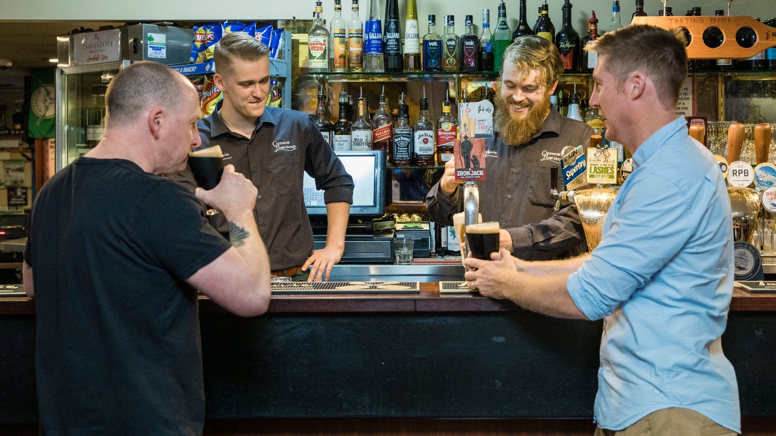 Commercial Hotel Morpeth - Good Times