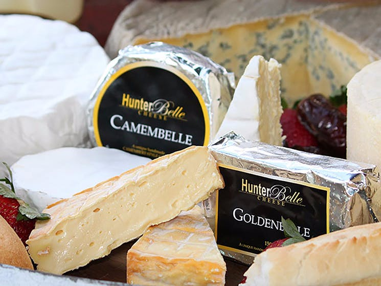 Hunter Belle Cheese