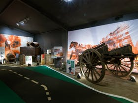 Transport and Main Roads Heritage Centre, Main Gallery