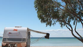 Caravan Sites at Streaky Bay Foreshore Tourist Park