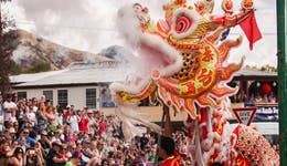Image of the event 'Nundle Go For Gold Chinese Easter Festival'