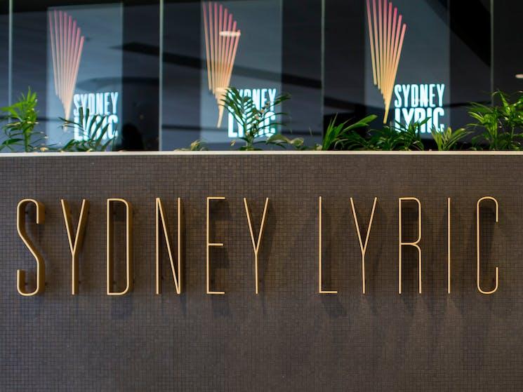Sydney Lyric