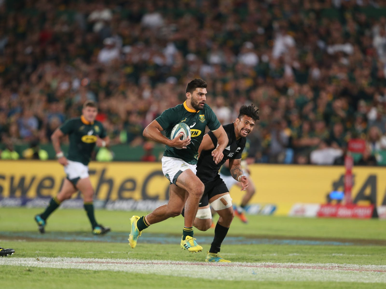 Image for The Rugby Championship Matchday 3: New Zealand v Argentina, South Africa v Australia