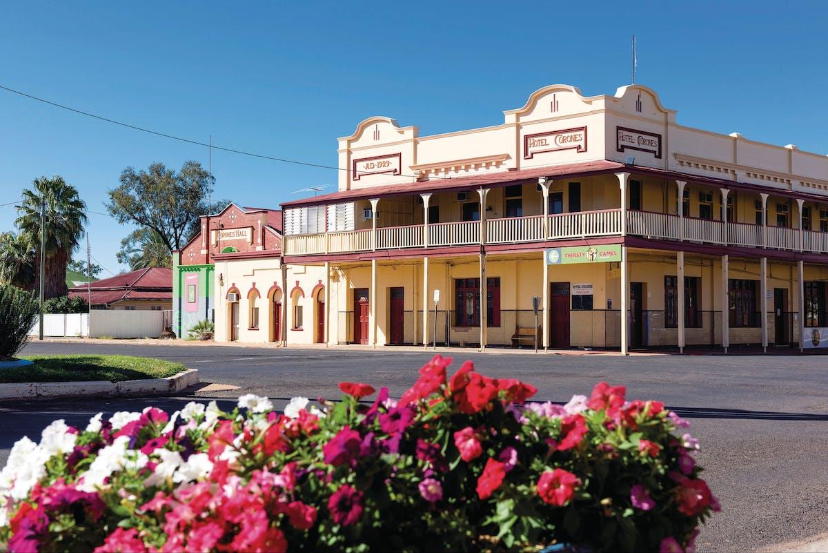 Corones Hotel