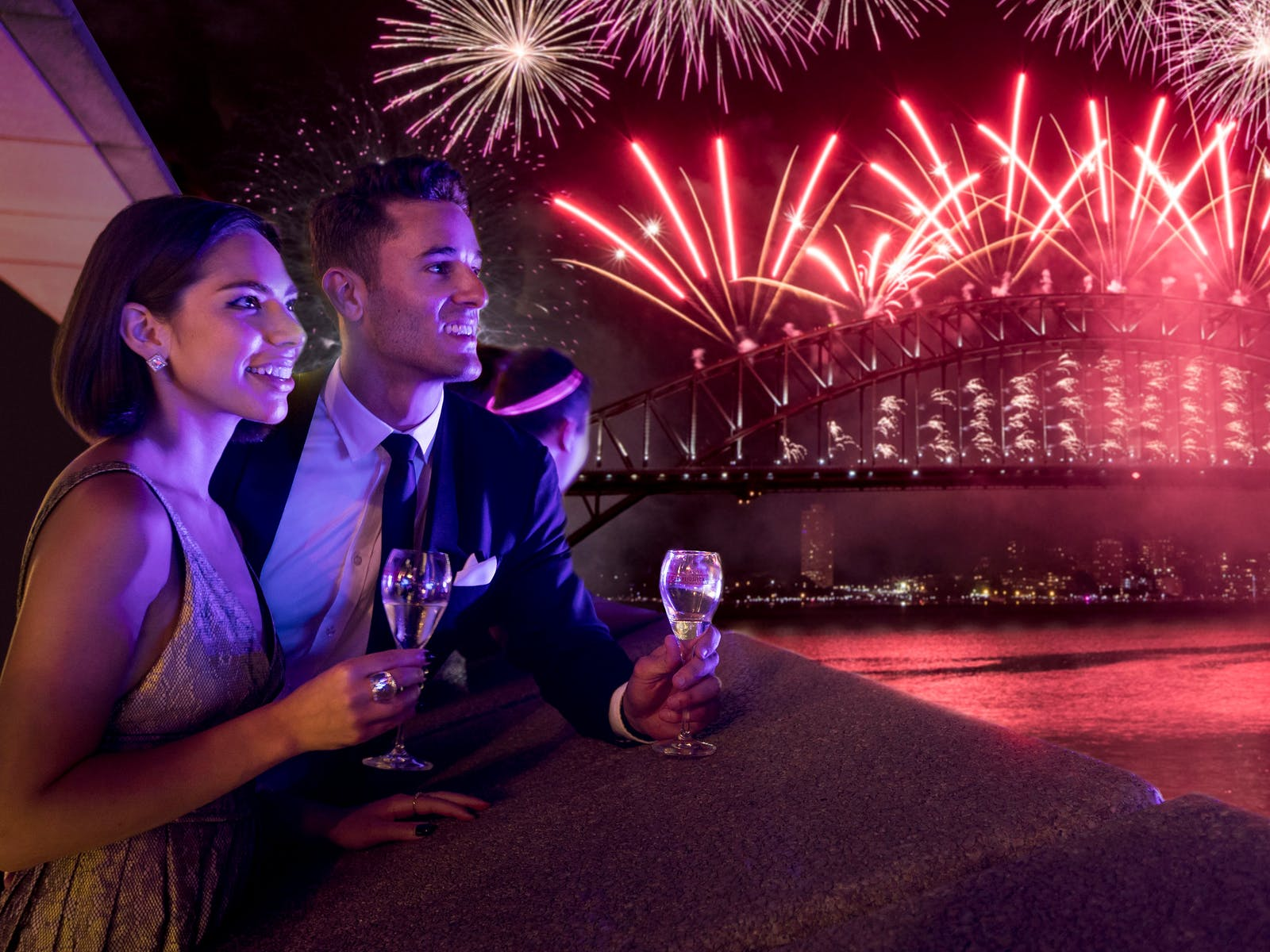 Image for New Year's Eve at Sydney Opera House