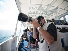 VIP Whalewatch with Dr Paul Forestell