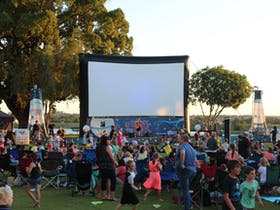 Newcastle Permanent's Cinema Under the Stars - Grafton