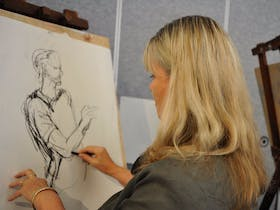 MAMA Life Drawing Workshops
