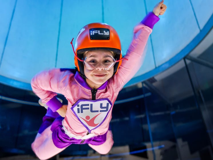 """Everyone can """"Be A Superhero"""" at iFLY"""