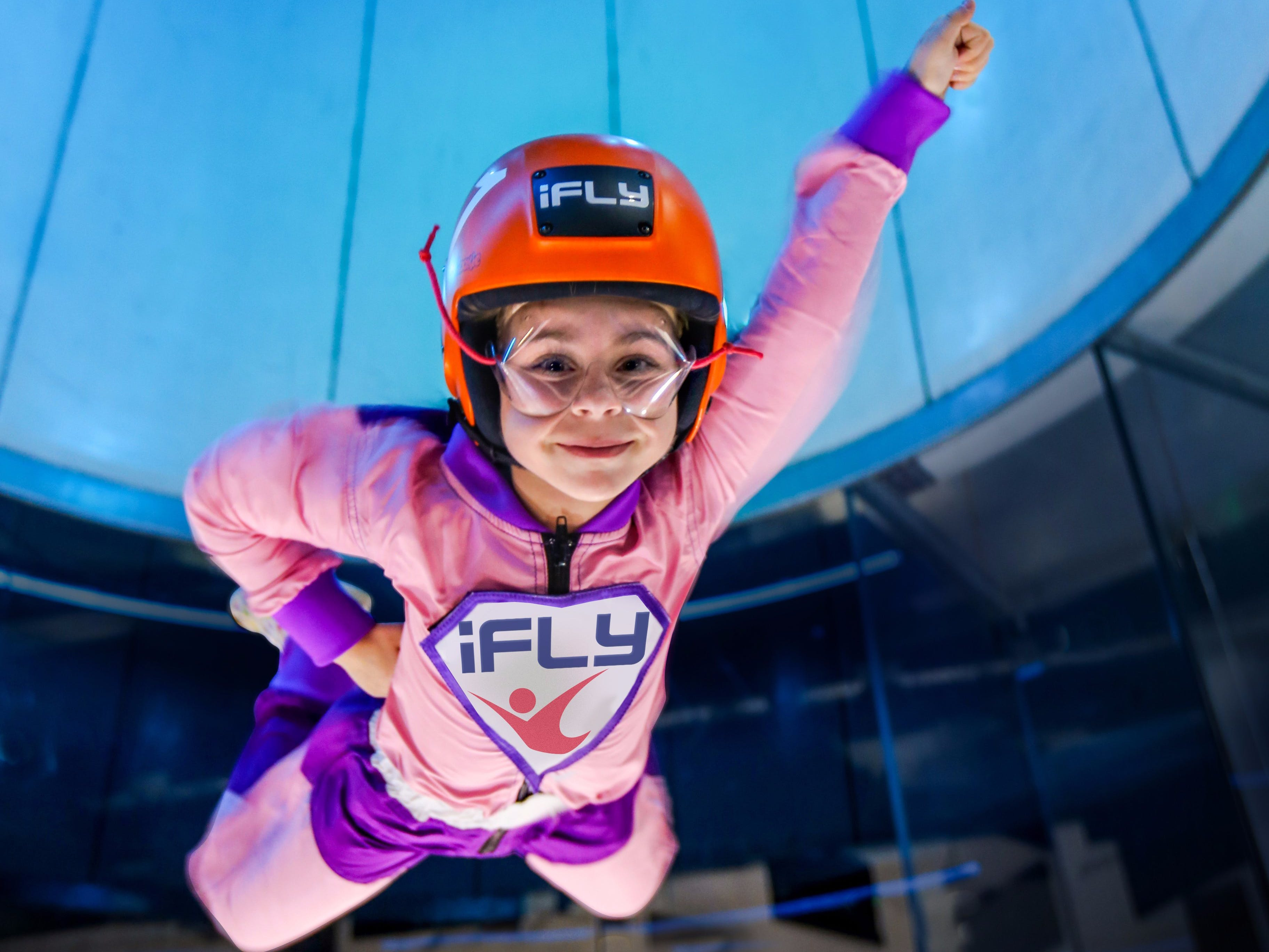 "Everyone can ""Be A Superhero"" at iFLY"