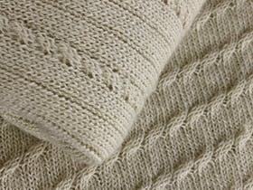 Example of Adagio Mills knitted garments