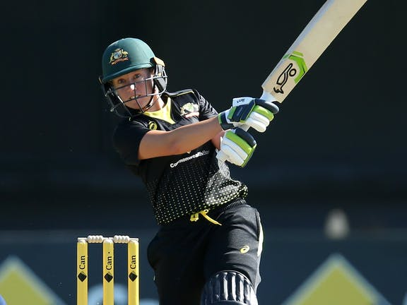 CommBank Women's T20 International Series: Australia vs New Zealand (Game Three)