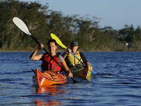Photo of Bay and Beyond Sea Kayak Tours