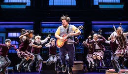 Image of the event 'School of Rock The Musical'
