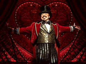 Moulin Rouge! The Musical Cover Image