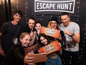 Escape Hunt Adelaide Escape Rooms and Bar