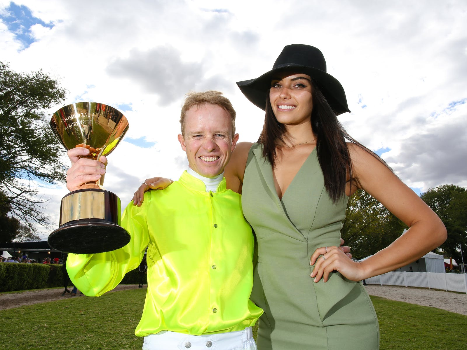 Image for Commercial Club Albury Gold Cup Carnival