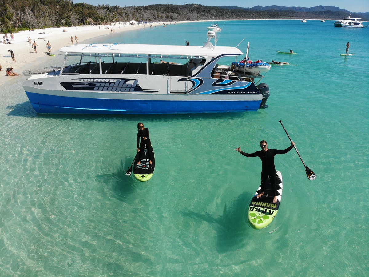 A Cruise for Couples - Explore Whitsundays - Tour - Queensland