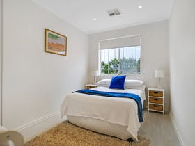 Features a double bed