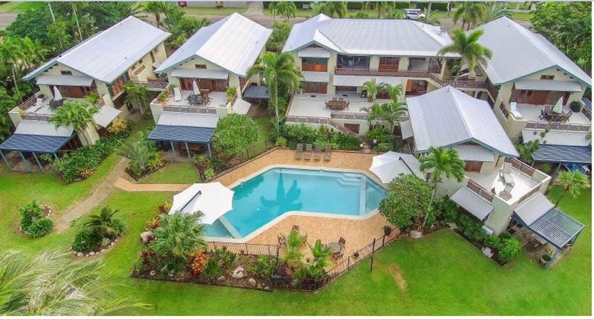Overlooking Wongalinga Beach Apartments