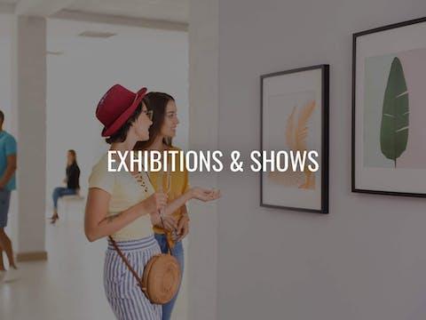 <span>Women in Art Exhibition</span>