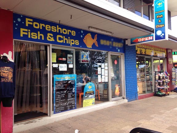 Foreshore Fish & Chips